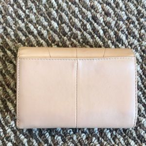 Coach Bags - Light pink leather coach wallet